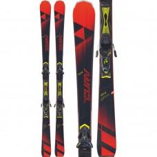 Ski Fischer RC4 The Curv Ti + bind Z11