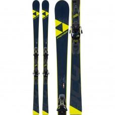 Ski Fischer RC4 Worldcup RC + bind Z12