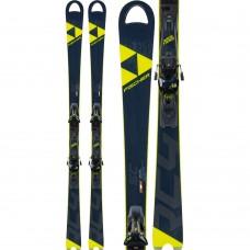 Ski Fischer RC4 Worldcup SC + bind Z12