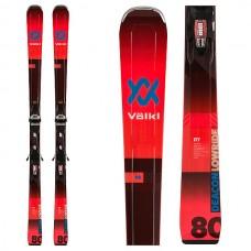 Ski Völkl Deacon 80 + bind Lowride XL 13 FRGW