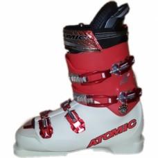 Ski boots ATOMIC RT TI Red