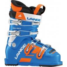 New kids ski boots LANGE RSJ 60