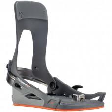Snowboard bindings K2 Clicker X HB Grey