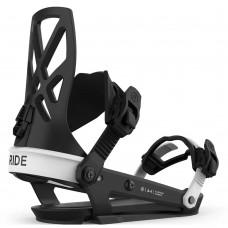 Snowboard binding  RIDE A-4 CLASSIC BLACK