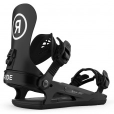Snowboard binding  RIDE CL-2 BLACK