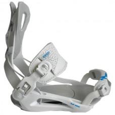 Snowboard bindings SP Fastec 360 White