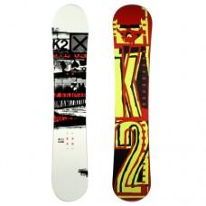 Snowboard K2 BRIGADE WHITE