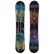 Snowboard NITRO Lectra Black