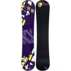 Snowboard  VOLKL Rental Rocker Violet