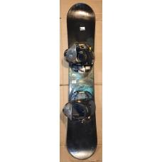 Snowboard  F2  + bind. Head