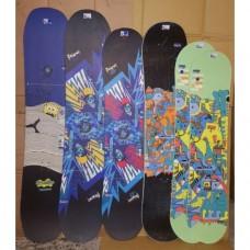 Kid snowboard  Salomon Jr