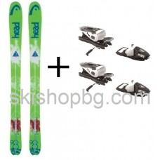 Ski Head Protostellar 98 + bind. Look NX 11 Freeride