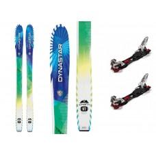 Ski Dynastar Cham 97 Freeride/Touring + bind. MARKER TOUR BARON 13